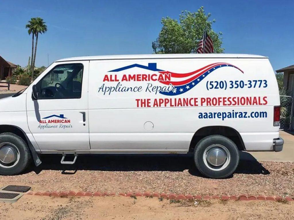 appliance_repair truck